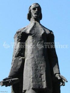 Statuia lui Nicolae Balcescu