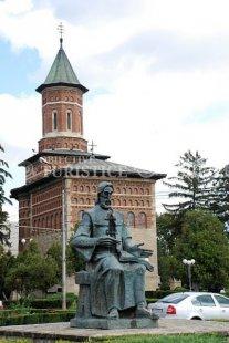 Statuia Mitropolitului Dosofei