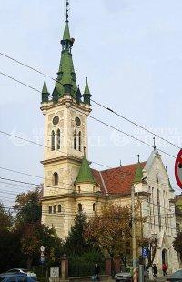 Biserica Reformata - Calvina III