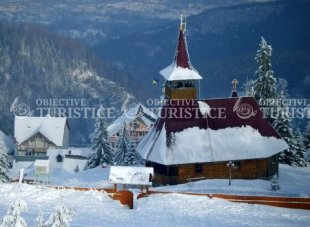 Biserica de lemn Straja