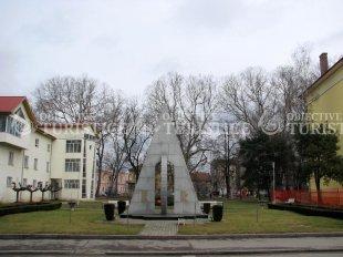 Monumentul Eroilor Lugojeni Cazuti la Datorie 1941-45