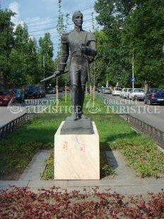 Statuia lui Simon Bolivar