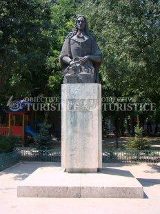 Bustul lui Cantemir Dimitrie
