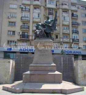 Statuia lui Barbu Catargiu
