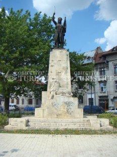 Statuia lui Tudor Vladimirescu