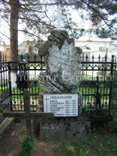 Mormantul ziaristului Alexandru Beldiman
