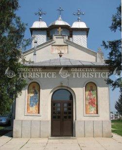 Biserica Adormirea Maicii Domnului Tanganu