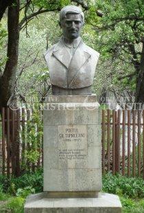 Bustului lui George Toparceanu