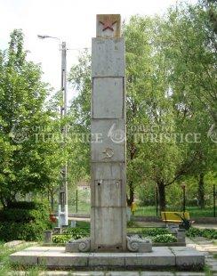 Monumentul Ostasilor Sovietici