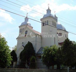 Biserica ortodoxa Adormirea Maicii Domnului.
