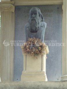 Mormantul lui Samuel Brassai
