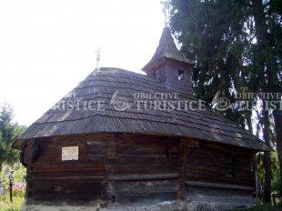 Ansamblul Bisericii de lemn Cuvioasa Paraschiva