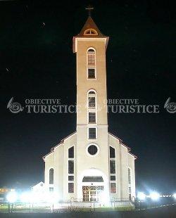 Biserica catolica cu hramul Fericitul Ieremia Valahul