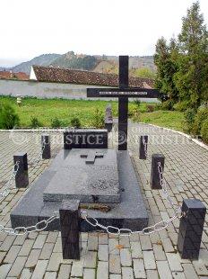 Mormantul lui Nicolae Titulescu