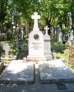 Mormantul cardinalului Iuliu Hossu