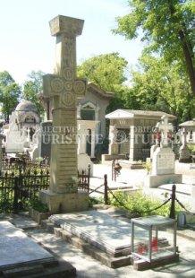Mormantul lui Vladimir Ghika