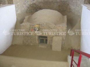 Bazilica crestina si cripta