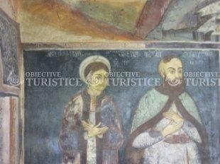 Biserica Bolnita a manastirii Bistrita