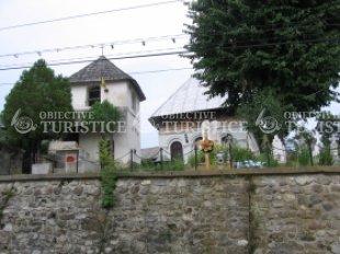 Biserica din catunul Mierlesti