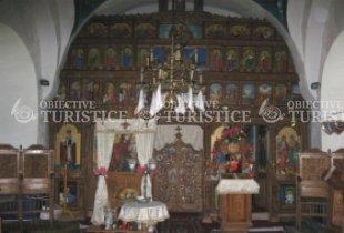 Biserica Sfintii Voievozi din satul Unghi