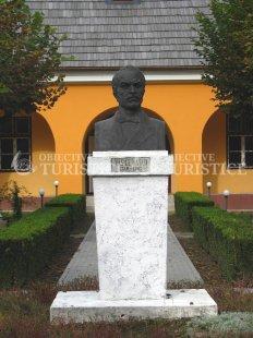 Bustul lui Vasile Nascu